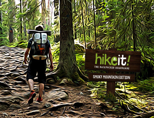New Backpacking Board Game Let's You Hike the Smoky Mountains from your Home